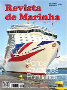Última edição da Revista de Marinha