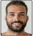 Pedro Miguel Santos Bacalhau - Eleito pelo Conselho Regional do Algarve
