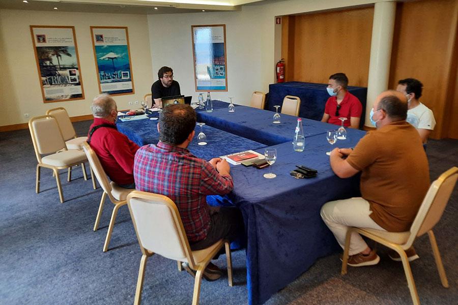 Reunião do Conselho Regional da Madeira